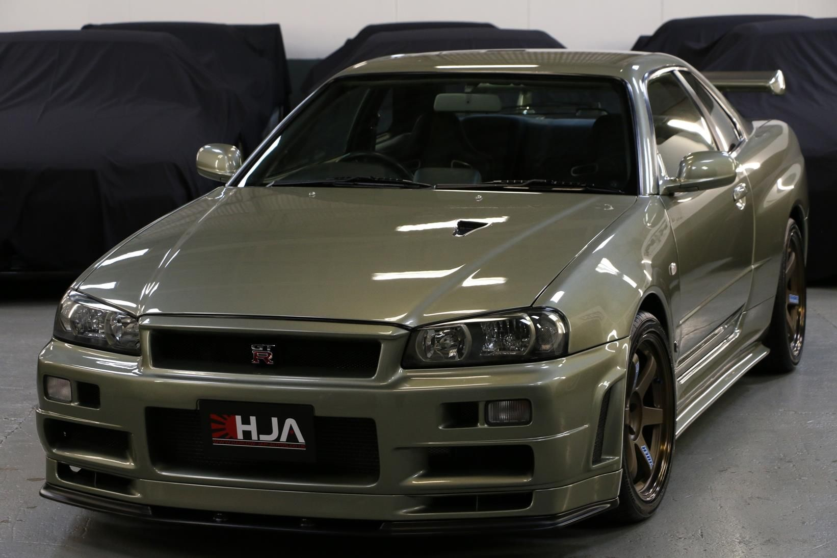 Used 2002 Nissan Skyline R34 For Sale In Essex Pistonheads Nissan Skyline Nissan Gtr R34