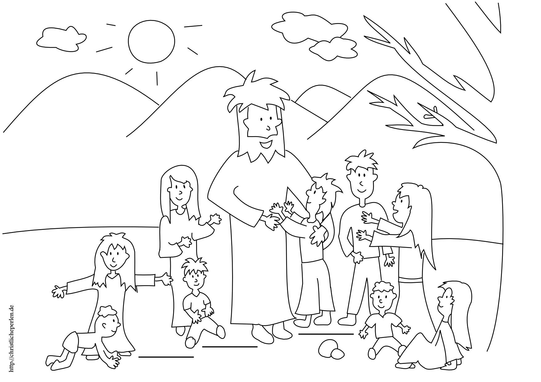 Jesus und Kinder basteln Teil 1 | kiki | Pinterest | Kinder basteln ...