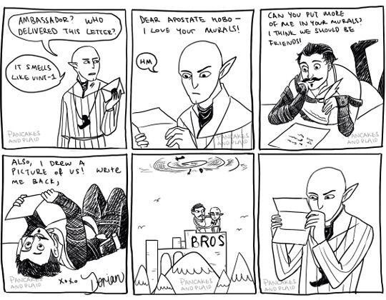 Dorian And Solas Dragon Age Funny Dragon Age Series Dragon Age Games