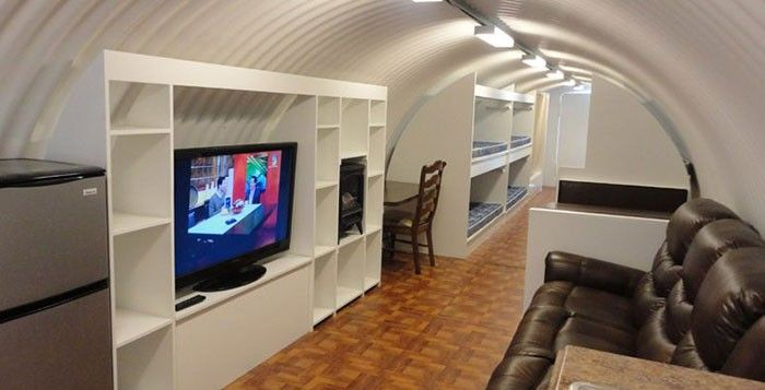 How to Build a Bomb Shelter or Underground Bunker DIY | Forgotten ...