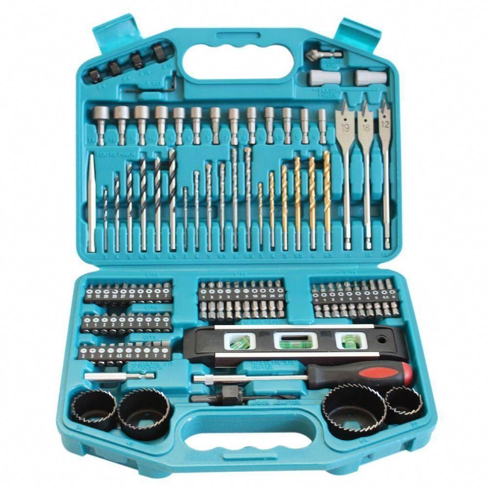 Makita Tools Drilling And Driving Set Screwdriver Bits Accessory Carry Case 101p Makita Custom Dewaltdrillkit Makitadrillset Makita Tools Makita Makita Set