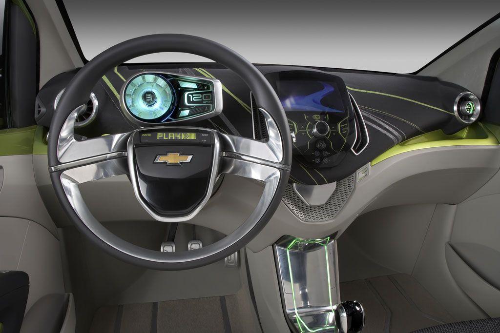 Chevrolet Beat Concept Interior Autos