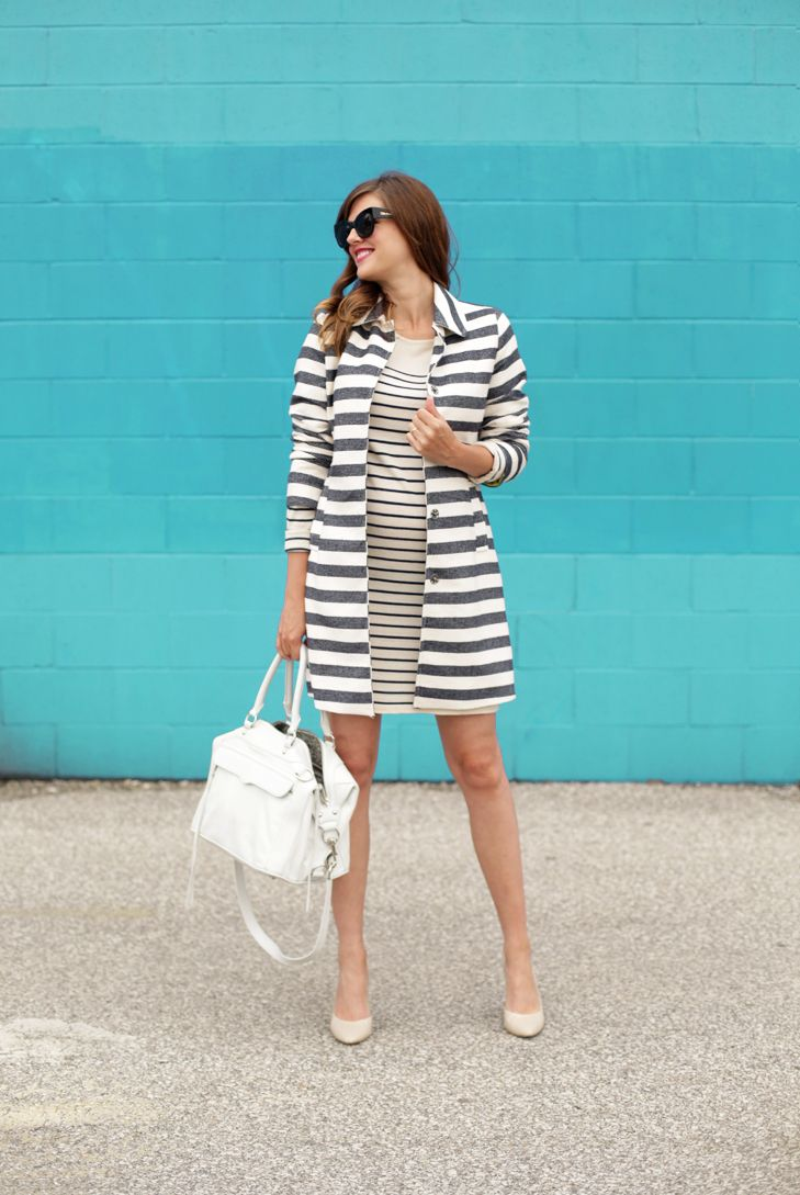 Maternity Chic // What the Wear to a Baby Shower