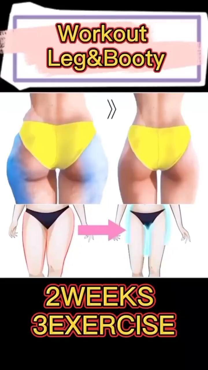 Workout Leg & Booty