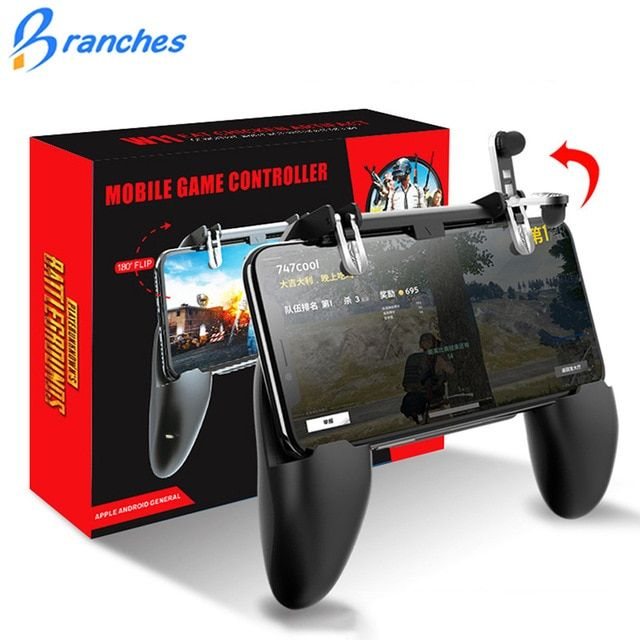 All In One Mobile Game Pubg Controller Fortnited Free Fire
