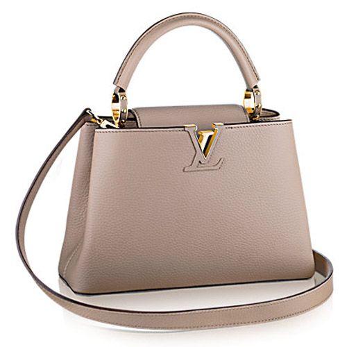 Louis Vuitton Capucines Bb M94634 Galet