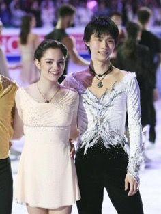 Medvedeva & Hanyu