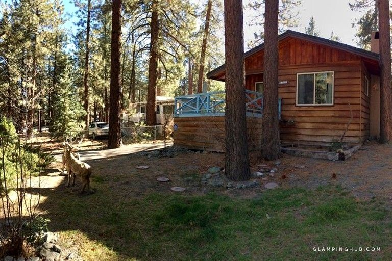 Cabins In Wrightwood Wrightwood Winter Cabin Lake View