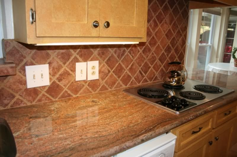 Images Of Finished Exotic Granite In Kitchens | RE: Show Off Your Exotic  Granite Countertops!