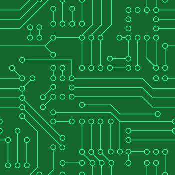 Seamless Pattern Of Circuit Board » Background Labs | Seamless ...
