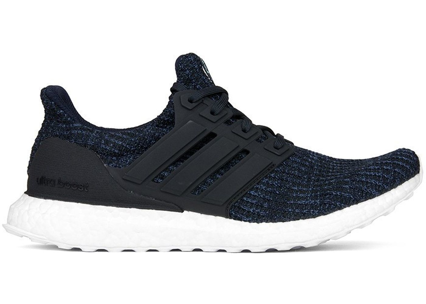 c38a32bf Check out the adidas Ultra Boost 4.0 Parley Legend Ink available on StockX