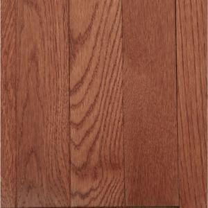 Bruce American Originals Copper Dark Red Oak 3 4 In T X 2 1 4 In