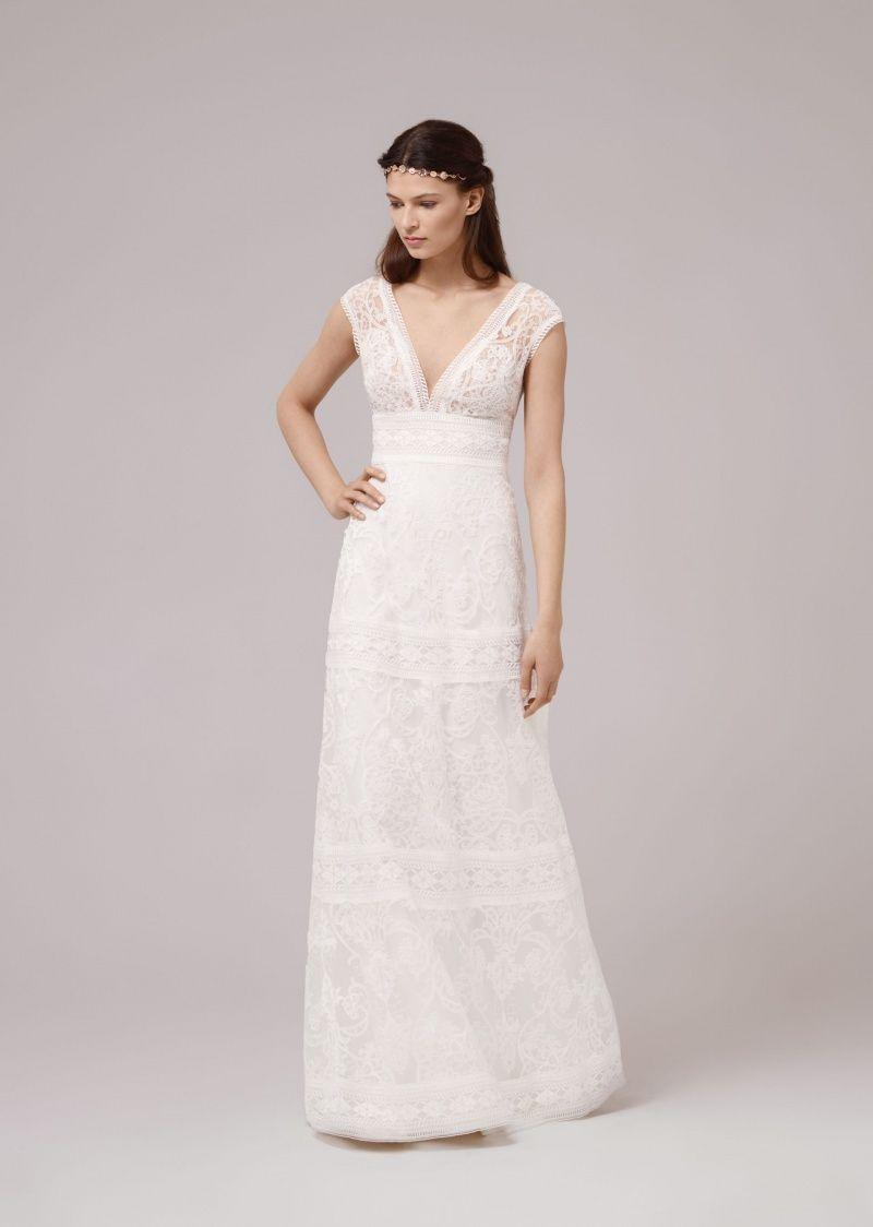 LAINE - Suknie Ślubne Anna Kara | kleid | Pinterest | Wedding