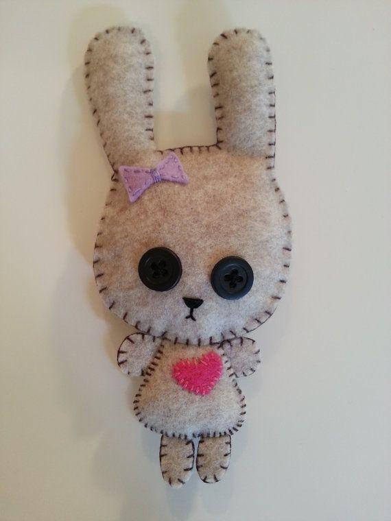 Button-Eye Bunny