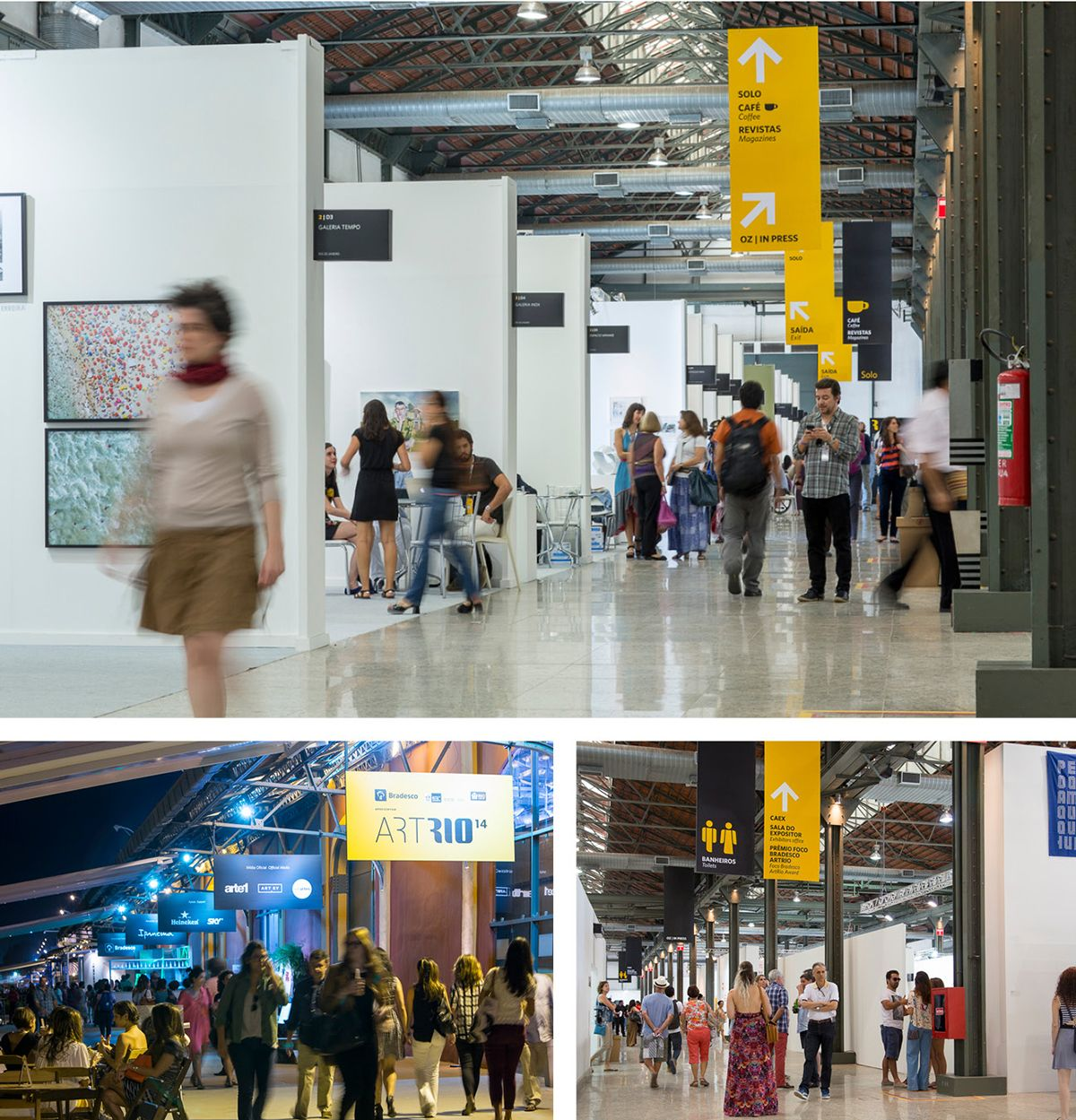 ArtRio - International Art Fair of Rio de Janeiro on Behance