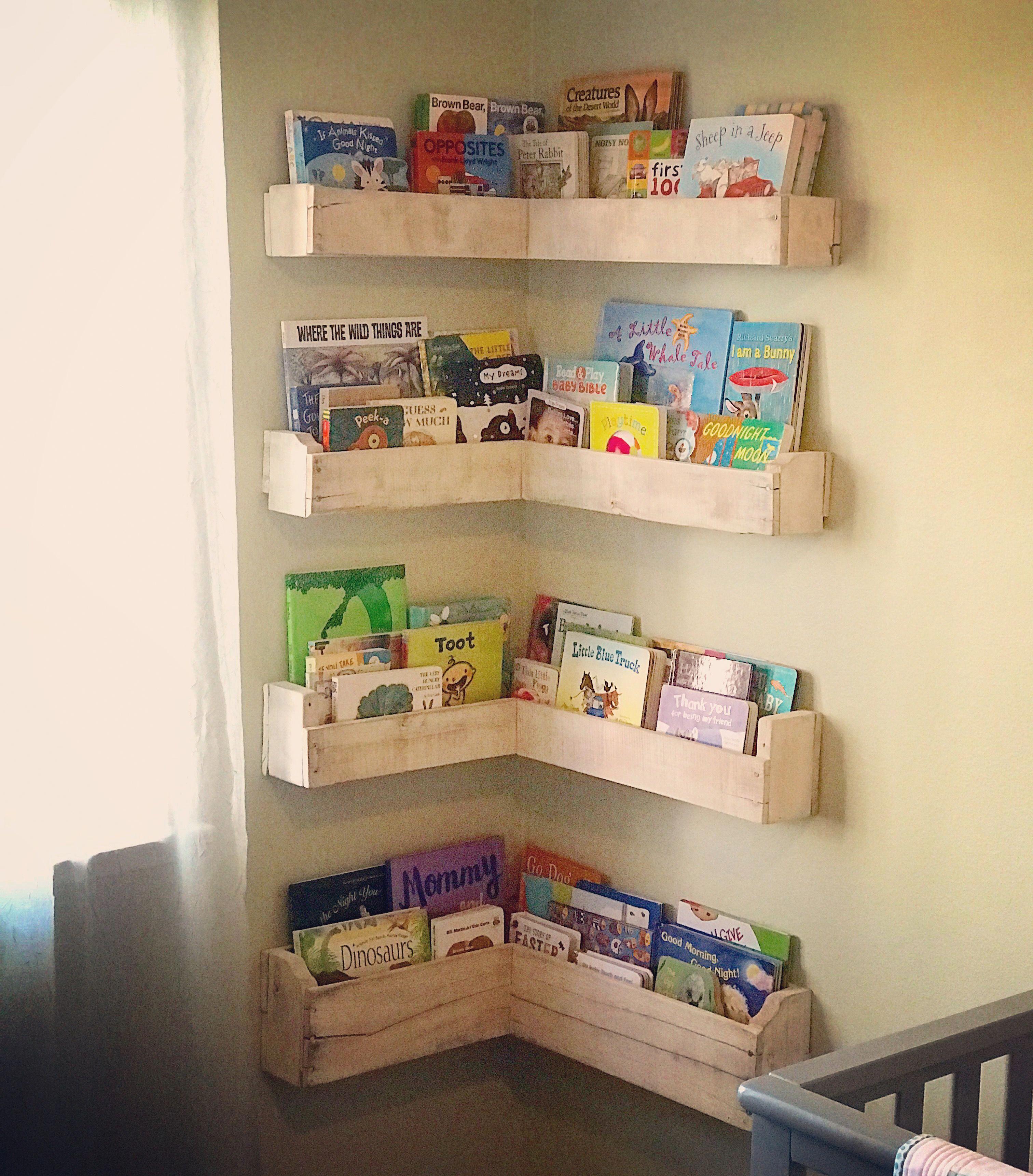 Be Mesmerized With These Basement Nursery Makeover Projects Basementflooring Basementnursery Nurs Bookshelves