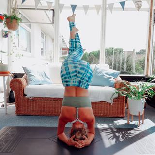 pin on yoga poses and flow ideas