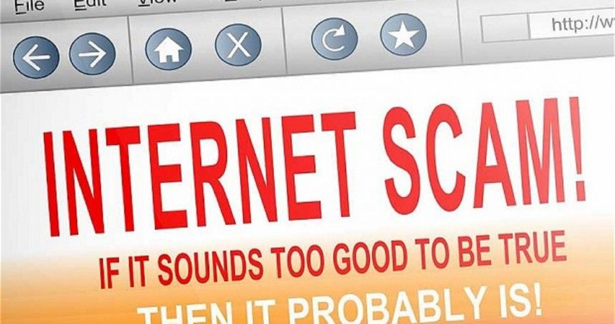 Top 10 Most Popular Internet Scams