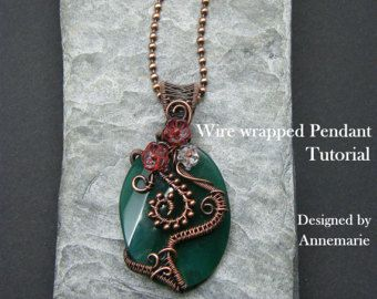 Wire wrap tutorial pdf wire wrapped ring pinterest wire wire wrap tutorial wire wrapped ring vorobev etsy mozeypictures Choice Image