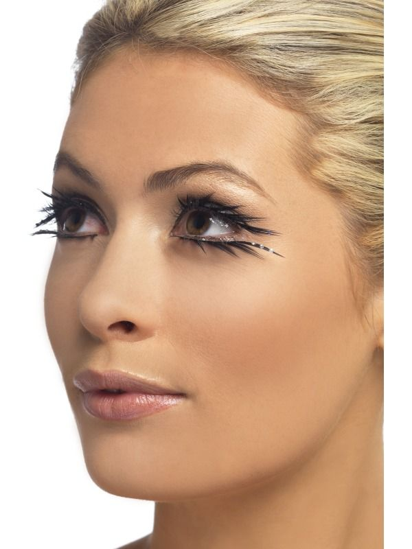 Eyelashes Tainted Sparkle Tainted Gardn Halloween Ideas