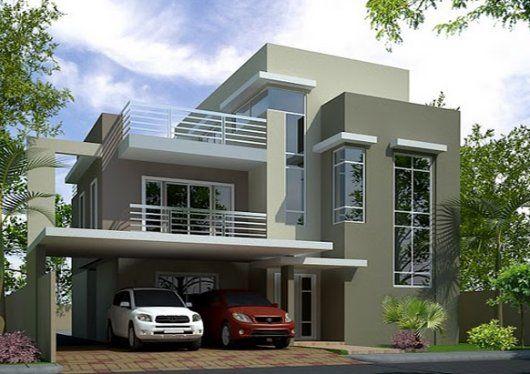 Top casa en tonos verdes | CASA - FACHADAS | Pinterest | Tonos verdes  GU81