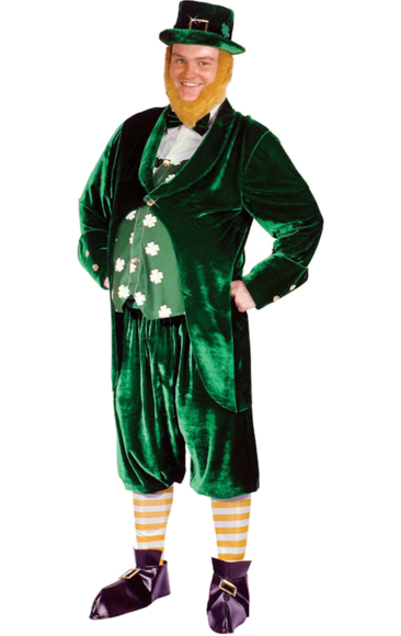 Adult Lucky Leprechaun Costume  sc 1 st  Pinterest & Adult Lucky Leprechaun Costume | Leprechaun costume and Costumes