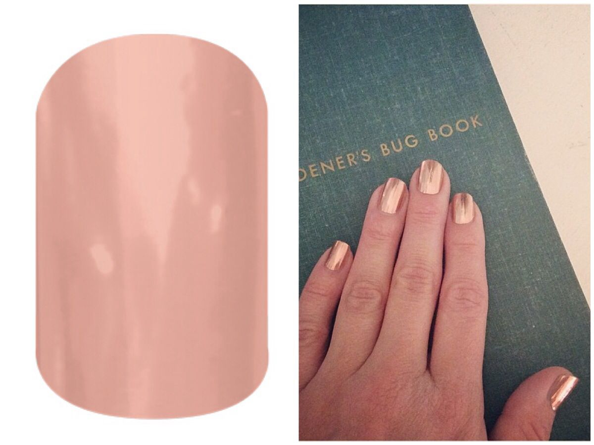 Rose Gold #jamberry | Jamberry Obsession | Pinterest | Jamberry