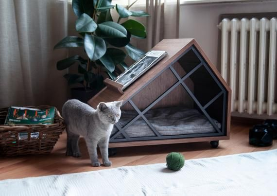 GRID - Cat Cave Furniture #uniqueitemsproducts