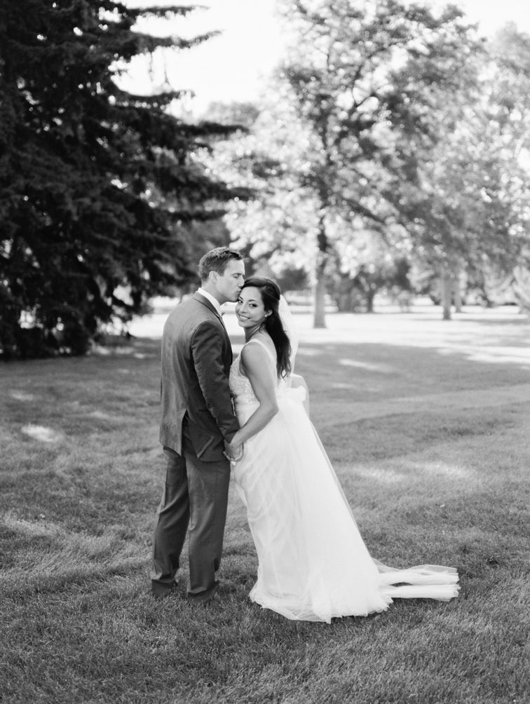 Bride In Watterswtoo Persiphone Wedding Dress Fort Collins Photographers Colorado And