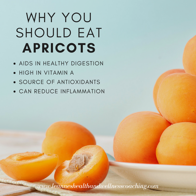 #Apricots #LeannesHealthandWellnessCoaching #HealthCoach #HealthyLiving #HealthyLifestyle