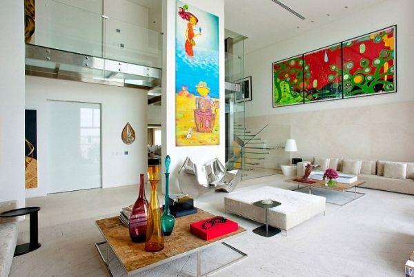 Art for high ceiling - Google Search Interior Design Summer 2015
