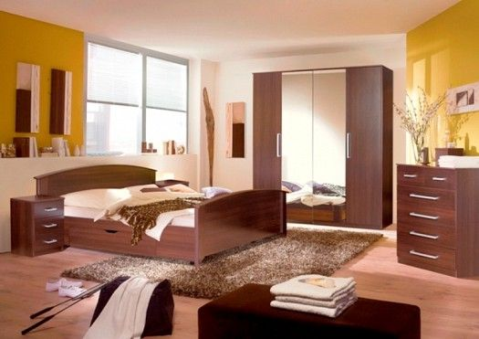 ديكورات غرف نوم خشب فاخره جدا Home Furniture Bedroom