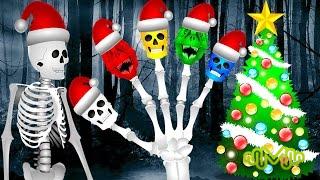 Free MP3 Download Skeletons Finger Family Rhymes