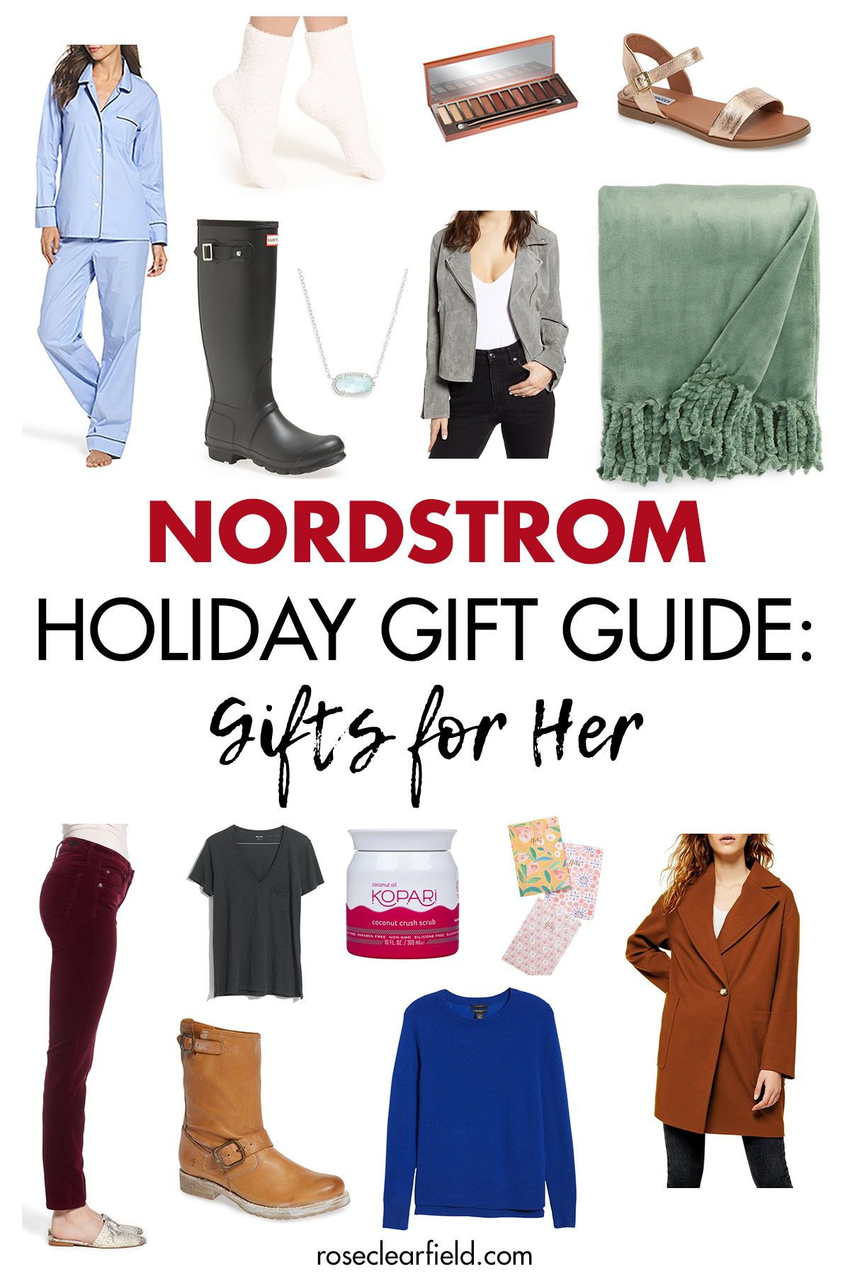 Nordstrom Holiday Gift Guide: Gifts for Her (With images ...