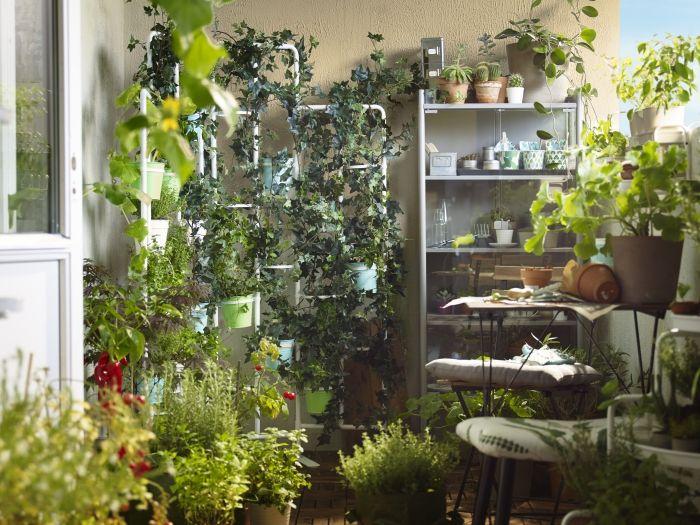 Tuinieren Op Balkon : Socker plantenstandaard ikea welkombuiten planten balkon