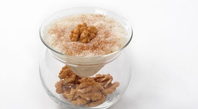 حبوب هو من الحلويات العربية السهلة التحضير وهو معروف بغير تسمية في المطبخ المصري يطلق على الحبوب بليلة والمطبخ اللبناني قمحية No Bake Desserts Recipes Baking