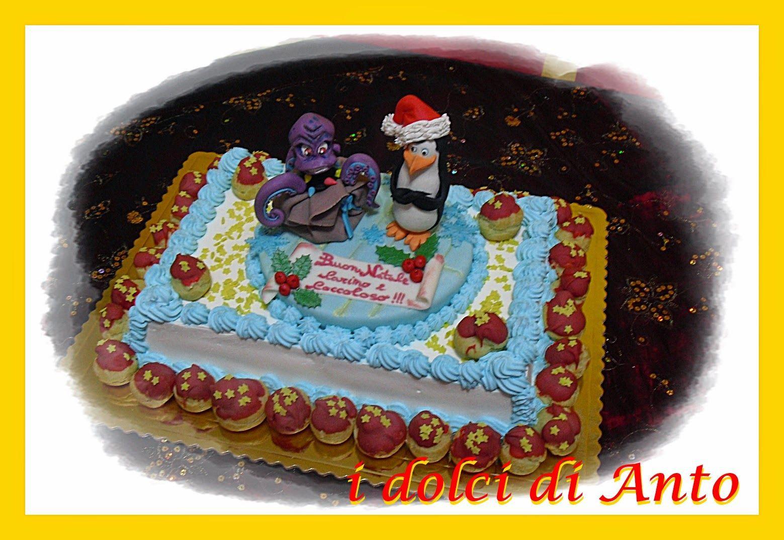 """i dolci di Anto: Natale """"pinguinesco"""""""