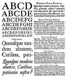 Tipografias Publicitárias. Confira!
