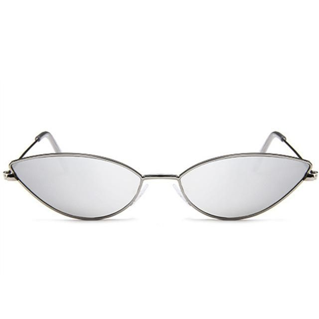 b6e13e6e300f Kaleidoscope Glasses Women Cat Eye Sunglasses Cute Sexy Brand Designer  Summer Retro Small Frame Black Red Cateye Sun Glasses
