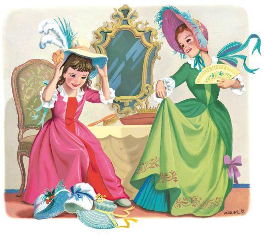 Martine dessin recherche google sympa pinterest marcel and illustrations - Martine dessin ...