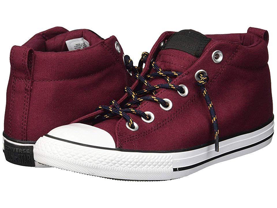 Converse Chuck Taylor All Star Street Mid Sneakers Little Kid//Big Kid