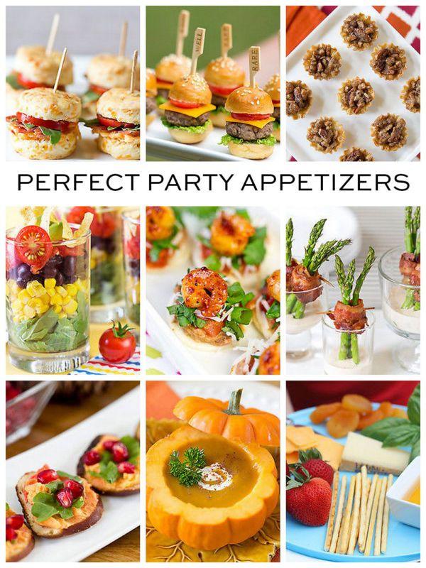 9 Party Appetizer Ideas Bloggers Best Pinterest Appetizers