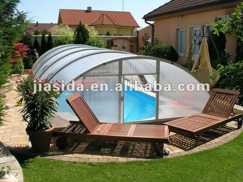 Polycarbonate hollow sheet for swimming pool roofing/coating ...