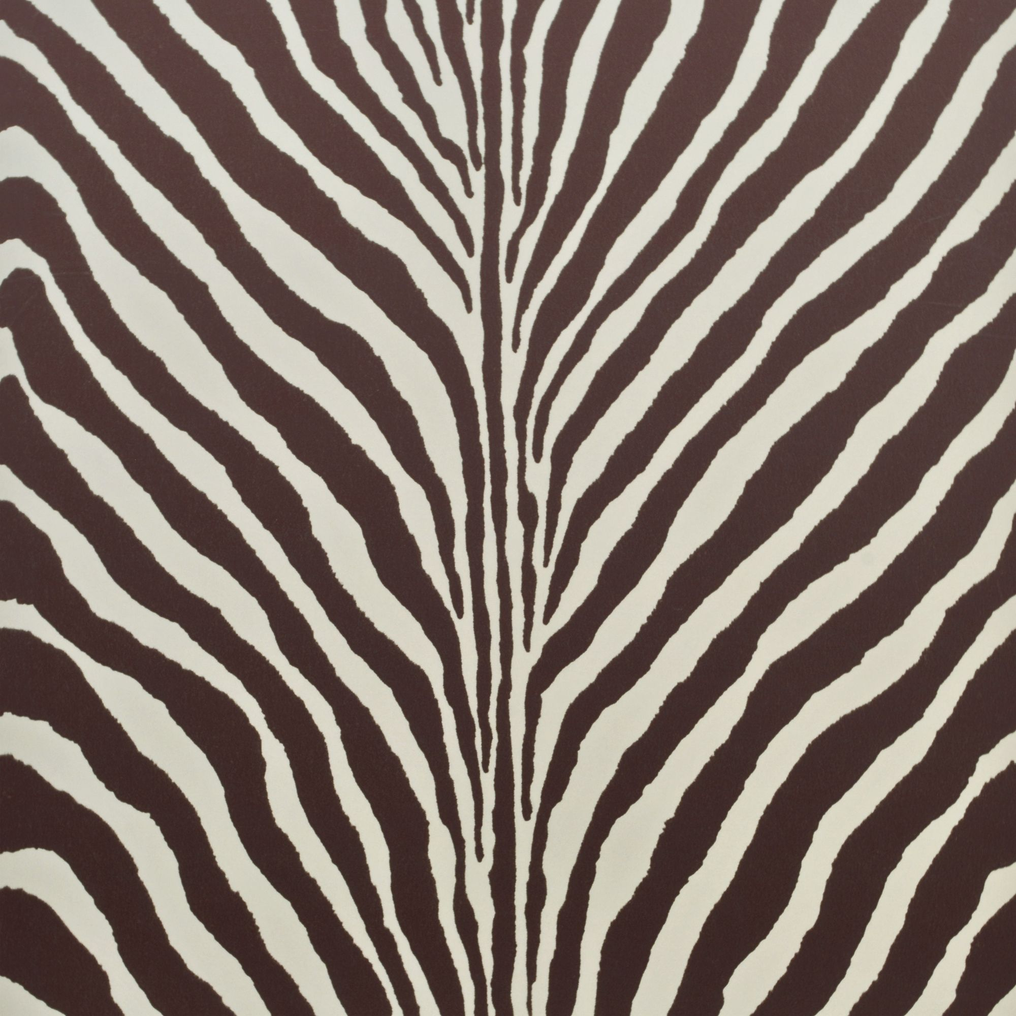 Zebra print wallcovering from Ralph Lauren Home\'s Penthouse ...