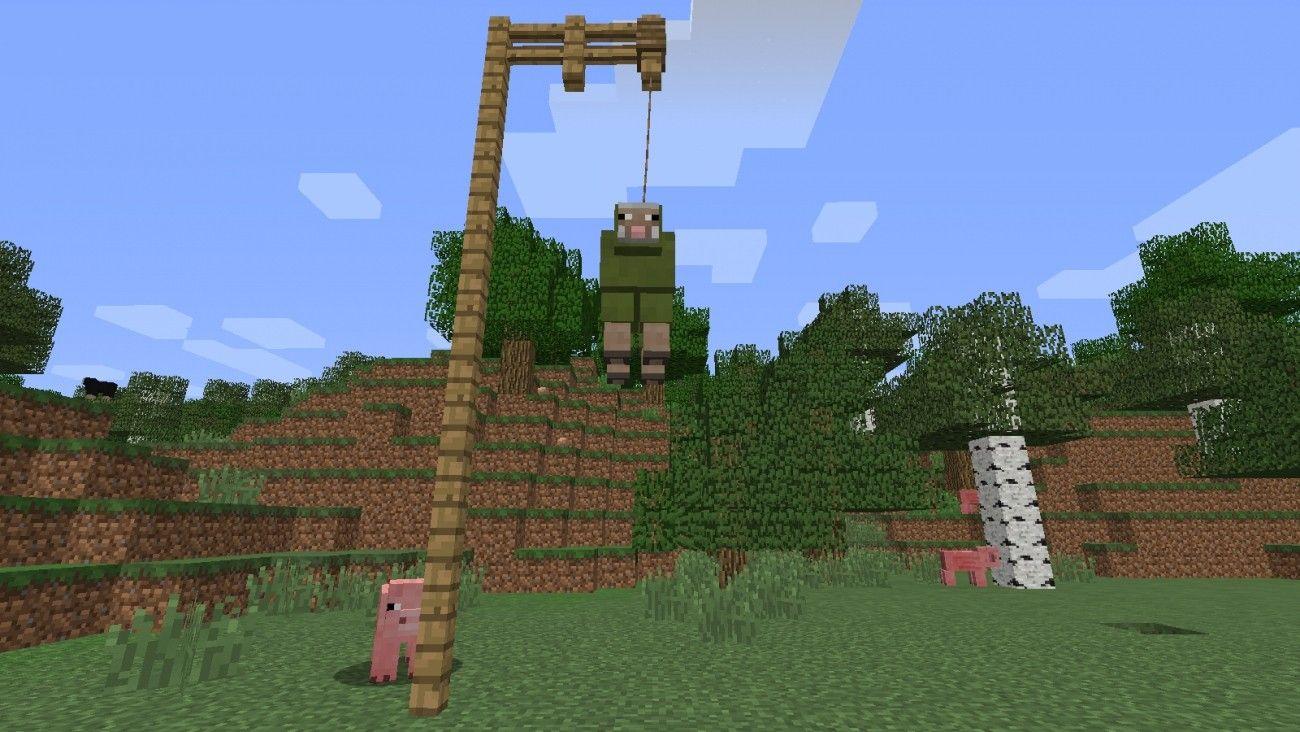 Pinata Minecraft Bauen Minecraft Bauideen