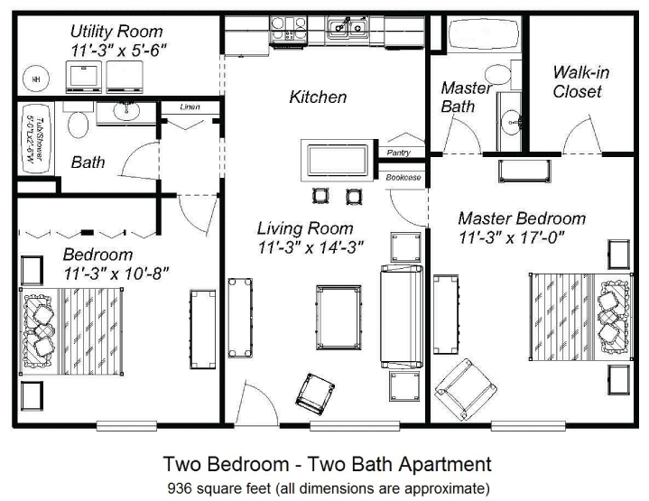 Image result for apartment floor plans nanny apartment for Apartment floor plan