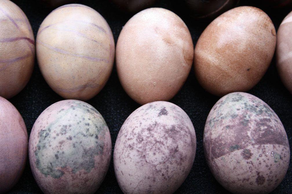 Eggstones spring celebration easter eggs