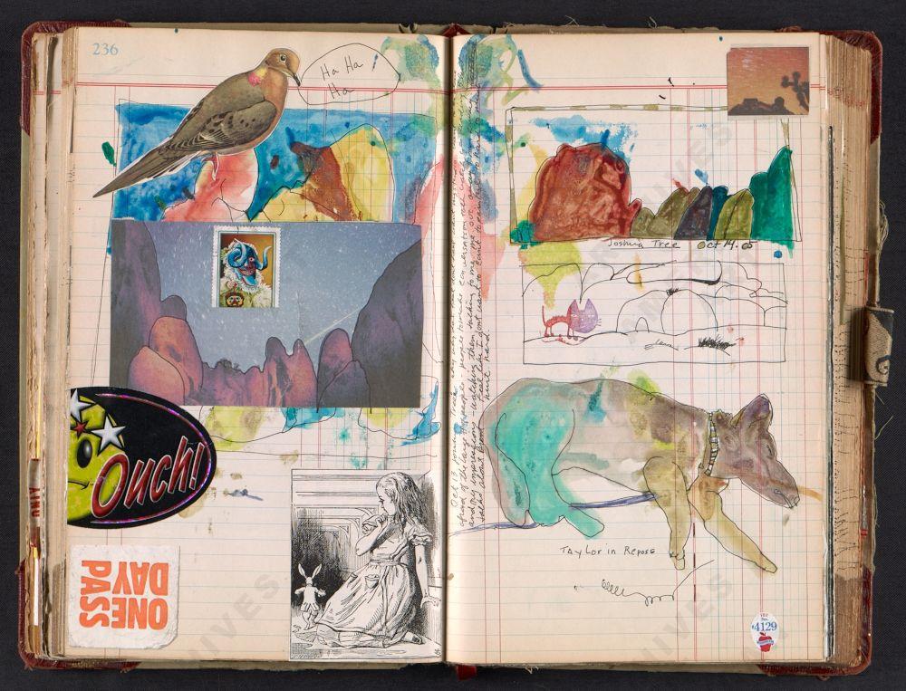 Vintage Ledger As Visual Journal Sketchbook Art Journal Art Journal Inspiration Sketchbook Journaling