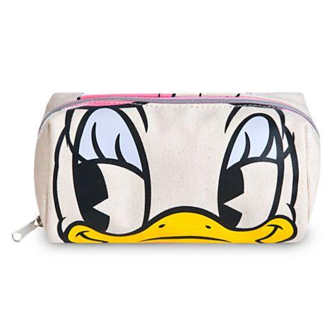 Daisy Duck Cosmetic Bag Disney