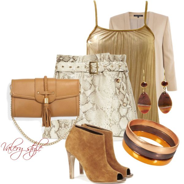 """""""spring outfit"""" by mystyle-valery on Polyvore"""